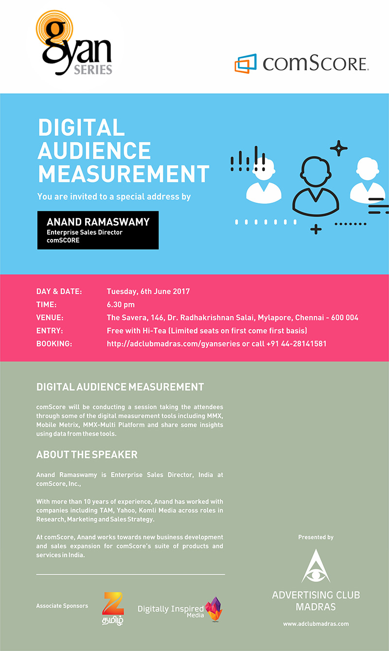 Digital Audience Measurement