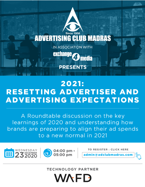 Webinar On Resetting Advertiser And Advertising Expectations