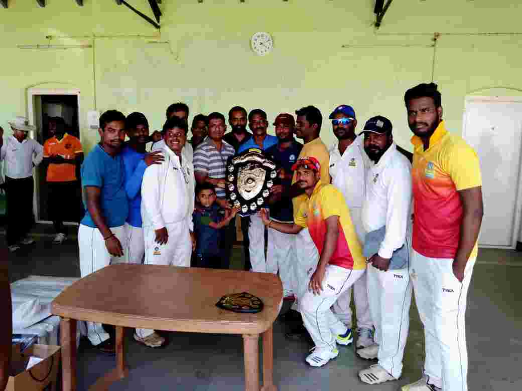 28th Annual Adclub T20 Cricket Tournament 2019