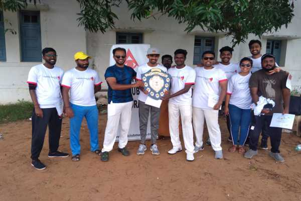 6th Ad Club Tennis Ball Cricket Tournament 2020
